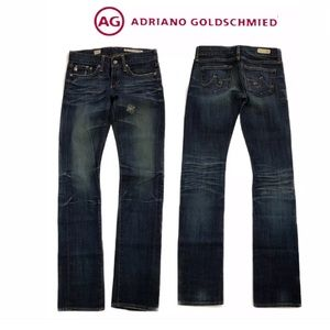 AG Adriano Goldschmied Tomboy stretch jeans 24